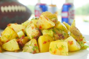 Tailgaiting Potato Salad