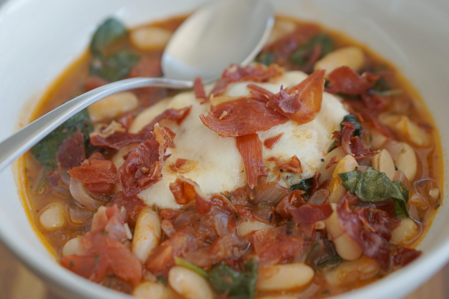 One-pot Pizza Beans