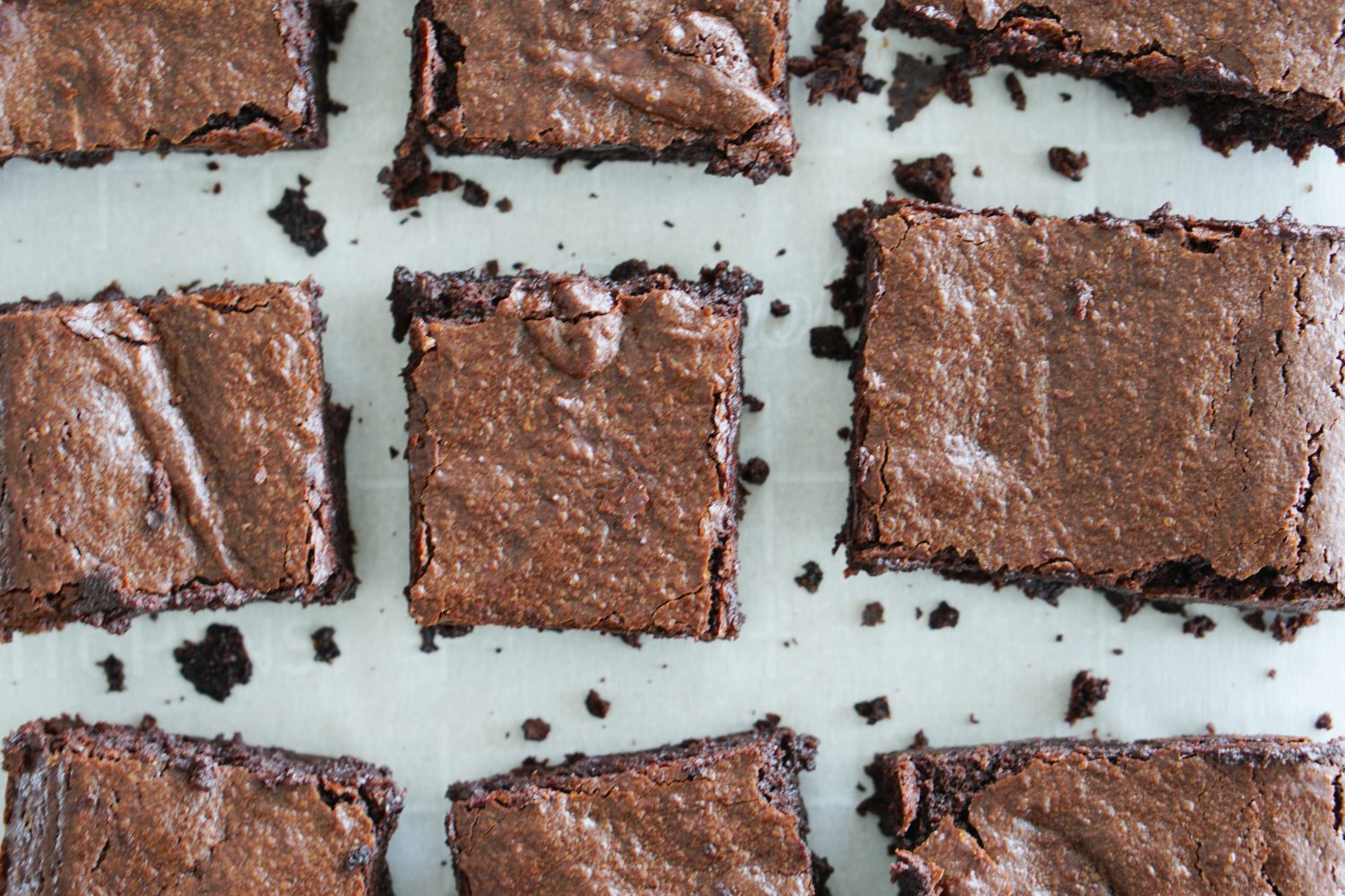 Best Fudgy Brownies – Won't Believe They're G.F.